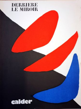 Illustriertes Buch Calder - Derriere le Miroir n. 190