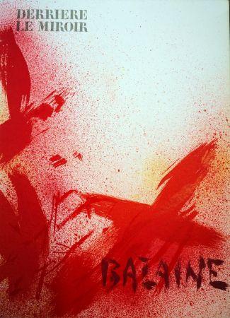 Illustriertes Buch Bazaine - Derriere le Miroir n. 215