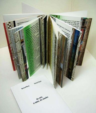 Illustriertes Buch Dorny - Des mots, et meme, des mouches