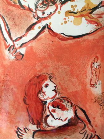 Illustriertes Buch Chagall - Dessins pour la Bible