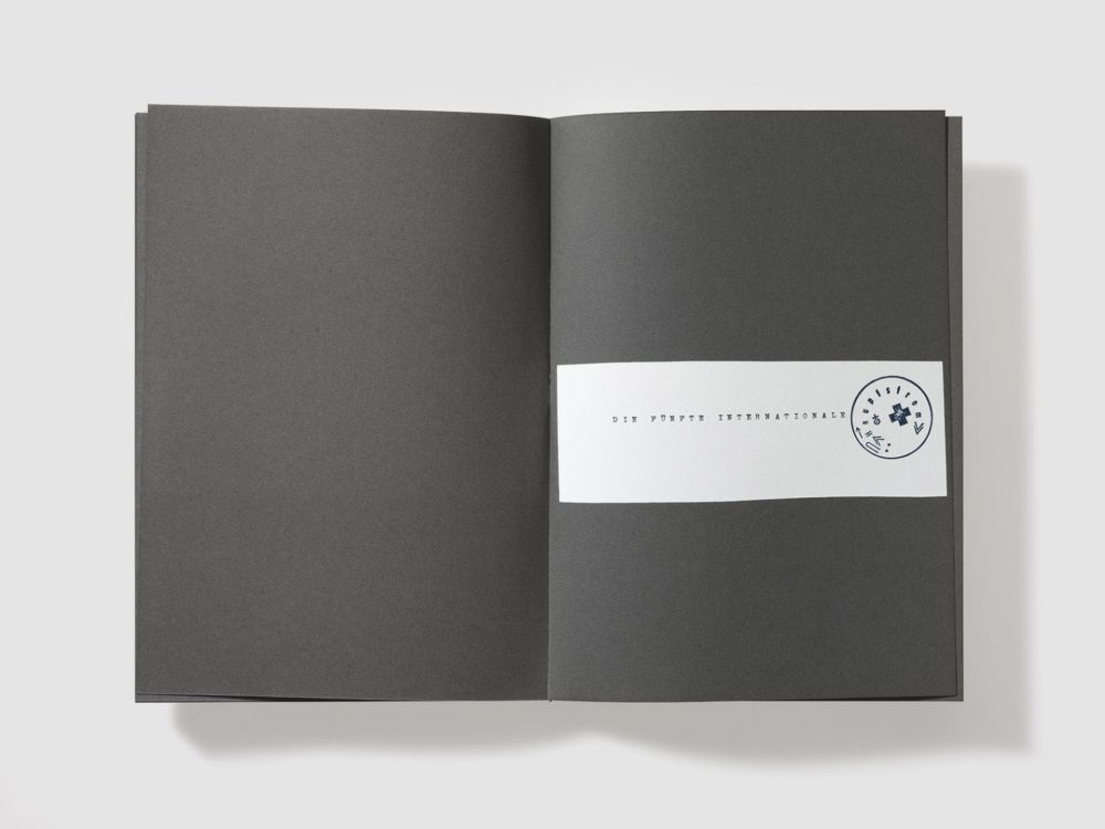 Siebdruck Beuys - Die leute sind ganz prima in Foggia