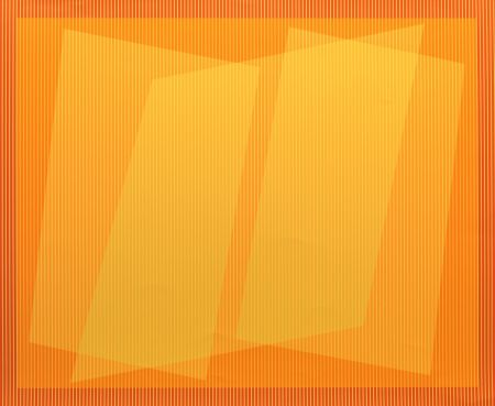 Siebdruck Stanczak - Dimensional, from Twelve Progressions