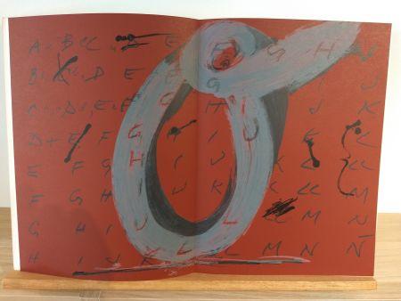 Illustriertes Buch Tapies - DLM200