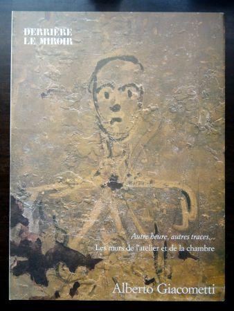 Illustriertes Buch Giacometti - DLM - Derrière le miroir nº233