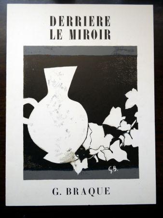 Illustriertes Buch Braque - DLM - Derrière le miroir nº25-26