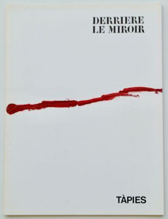 Lithographie Tapies - Dlm - Derrière Le Miroir Nº 180