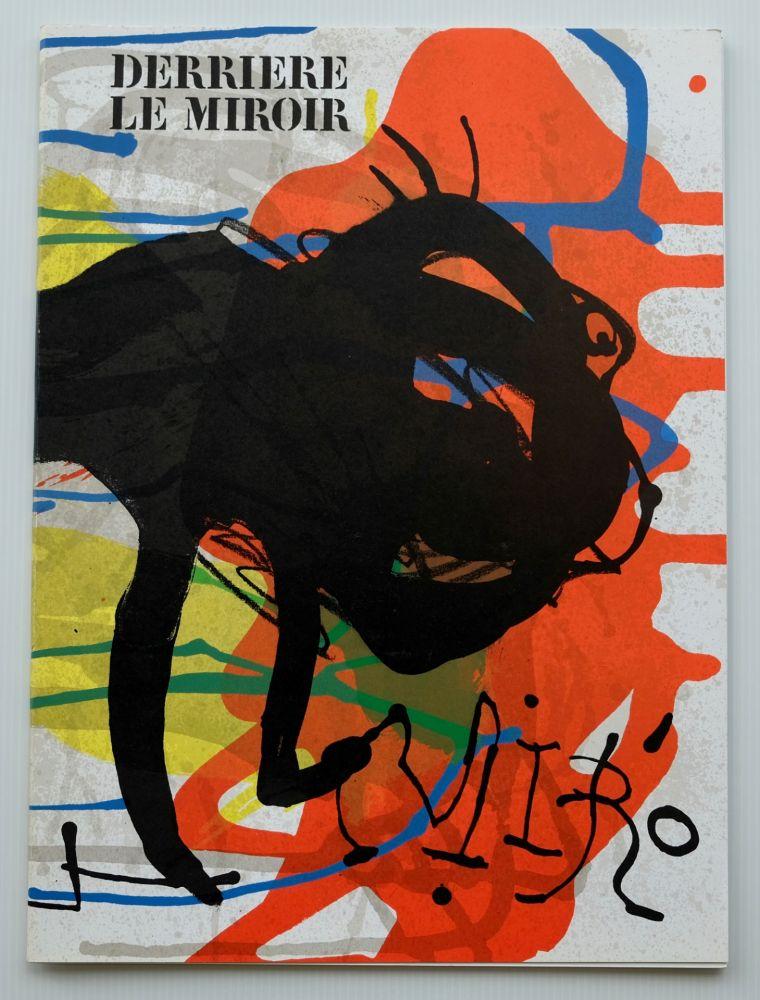 Lithographie Miró - DLM - Derrière le miroir nº 203