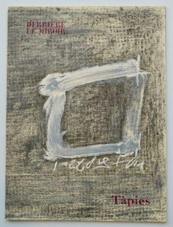Lithographie Tapies - Dlm - Derrière Le Miroir Nº 234