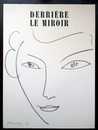 Illustriertes Buch Matisse - DLM - Derrière le miroir nº 46 - 47