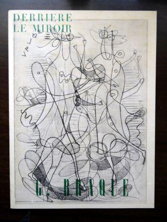 Illustriertes Buch Braque - DLM - Derrière le miroir nº 71-72