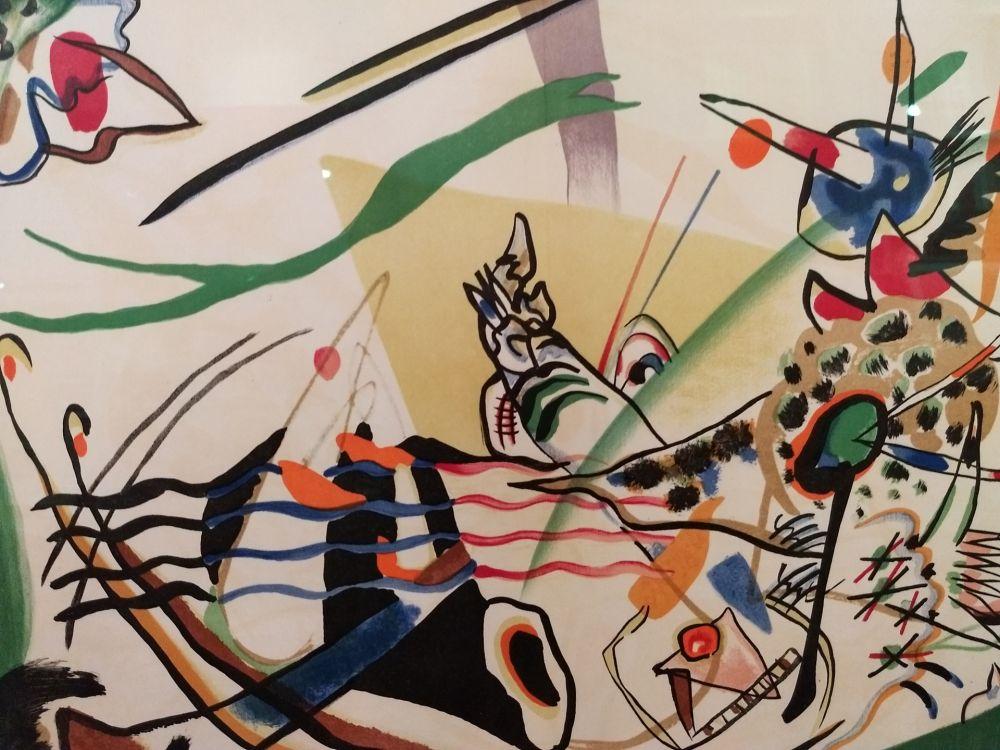 Illustriertes Buch Kandinsky - DLM 101-102-103