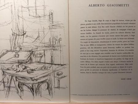 Illustriertes Buch Giacometti - DLM 112