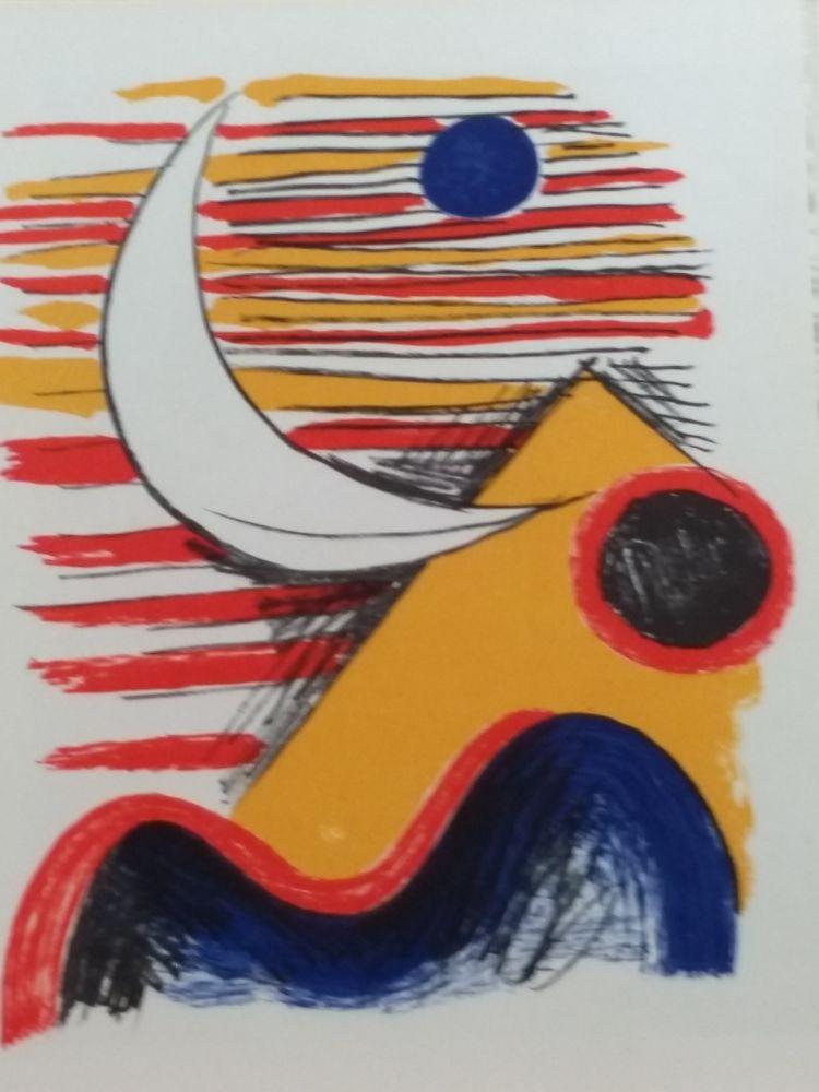 Illustriertes Buch Calder - DLM 121 122