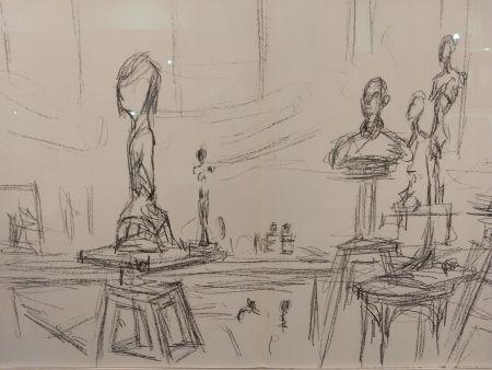 Illustriertes Buch Giacometti - DLM 127