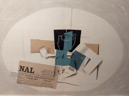 Illustriertes Buch Braque - DLM 138