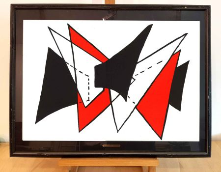 Lithographie Calder - Dlm 141-3
