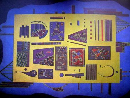 Lithographie Kandinsky - DLM 179