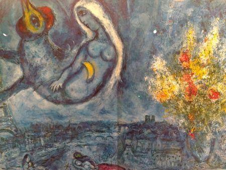 Illustriertes Buch Chagall - DLM 182