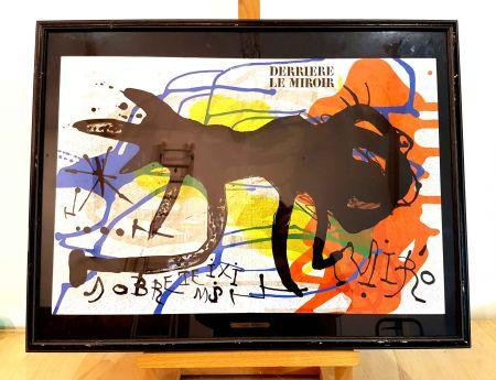 Lithographie Miró - Dlm 203