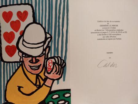Illustriertes Buch Calder - DLM 212