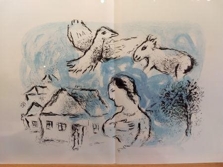Illustriertes Buch Chagall - DLM 225