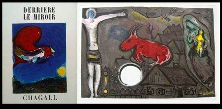 Lithographie Chagall - DLM  27 / 28