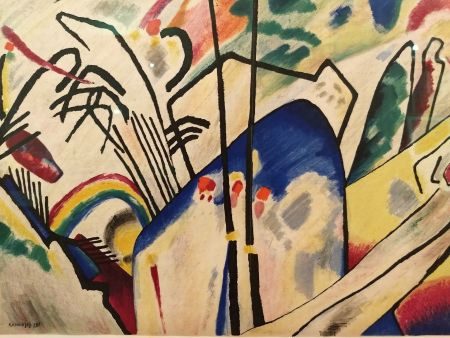 Illustriertes Buch Kandinsky - DLM 77-78