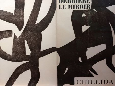 Illustriertes Buch Chillida - DLM 90-91