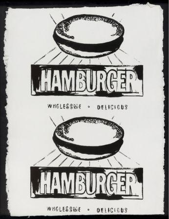 Multiple Warhol - Double Hamburger