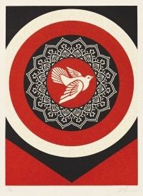 Hochdruck Fairey -  Dove Target Red