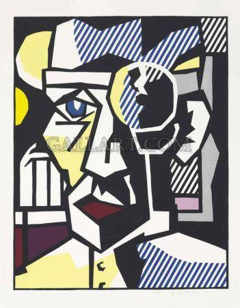 Holzschnitt Lichtenstein - DR. WALDMANN