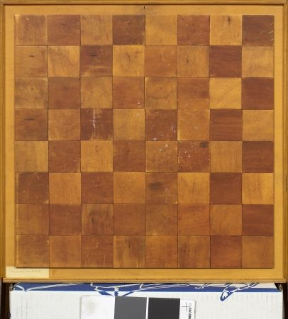 Multiple Duchamp - Echiquier