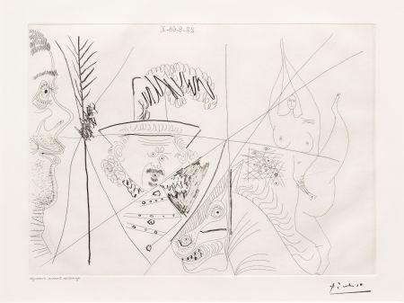 Stich Picasso - Ecuyere de Cirque