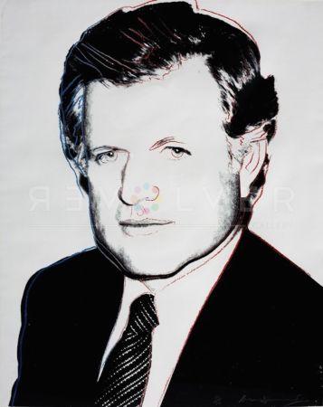 Siebdruck Warhol - Edward Kennedy (FS II.240)