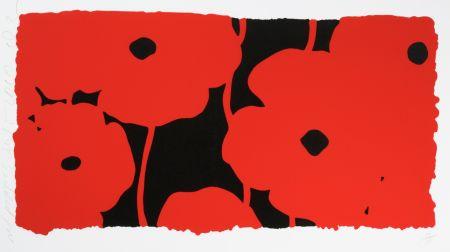 Siebdruck Sultan - Eight Poppies