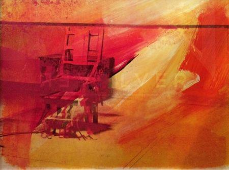 Siebdruck Warhol - Electric Chair (FS II.81)