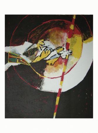 Lithographie Balas - En marge du goût de J. A. Brillat-Savarin I