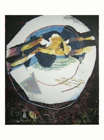 Lithographie Balas - En marge du goût de J. A. Brillat-Savarin IV