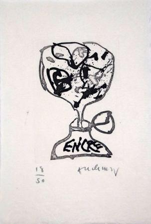 Illustriertes Buch Alechinsky - ENCRE (Lettre suit -