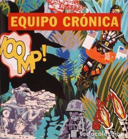 Illustriertes Buch Equipo Cronica - Equipo Cronica Catálogo razonado