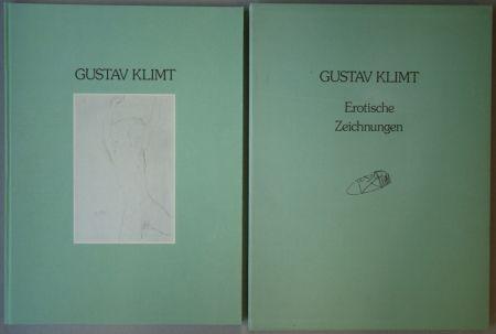 Illustriertes Buch Klimt - Erotische Zeichnungen. Drawings Against Morality