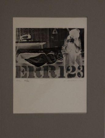 Radierung Indiana -  Err123