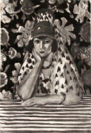 Stich Matisse - Espagnole