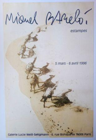 Plakat Barcelo - Estampes