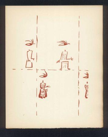 Illustriertes Buch Michaux - Exorcismes.