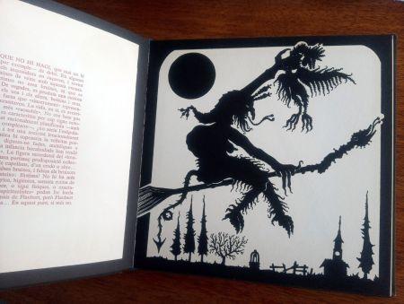 Illustriertes Buch Ponç - Exploracio de l'ombra - Joan Fuster / Joan Ponç