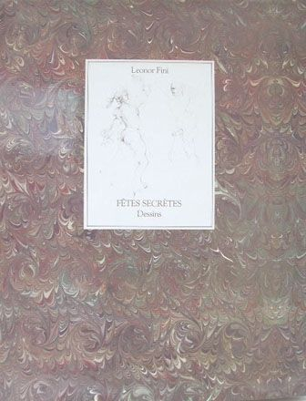 Illustriertes Buch Fini - Fêtes Secretes