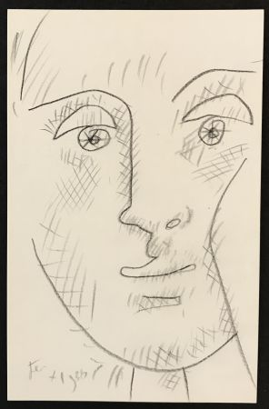Keine Technische Cocteau - Face Drawing