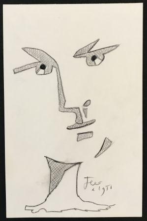 Keine Technische Cocteau - Face of a Man