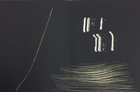 Lithographie Hartung - Farandole M